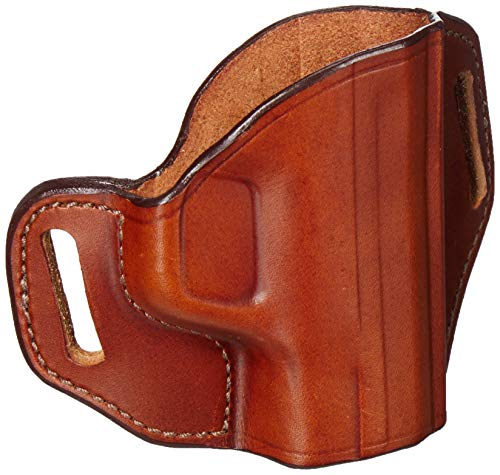 Bianchi 57 Remedy Open-Top S&W M&P Shield Right Hand Holster, Tan, Right