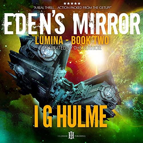 Couverture de Eden's Mirror