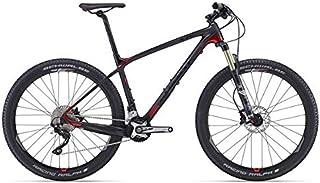 Giant XTC Advanced 227, 5Pulgadas Mountain Bike Negro/Rojo (2016)