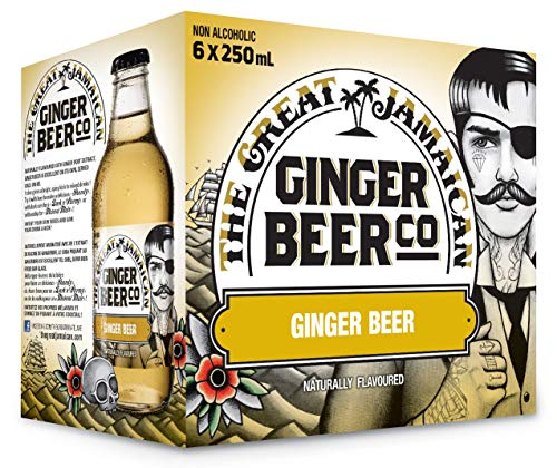Ginger Beer 'The Great Jamaican'