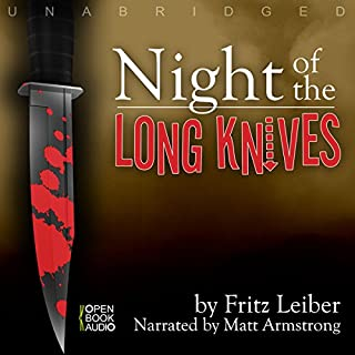 Night of the Long Knives audiobook cover art