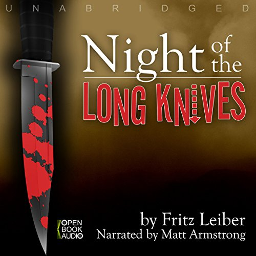 Night of the Long Knives cover art