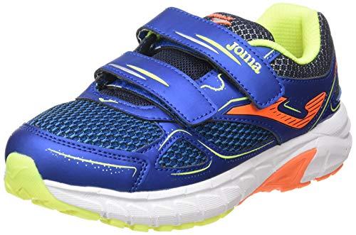 Joma Vitaly Jr, Zapatillas para Correr de Diferentes Deportes, Royal, 31 EU