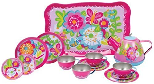 Schylling Garden Party Tea Set by Schylling