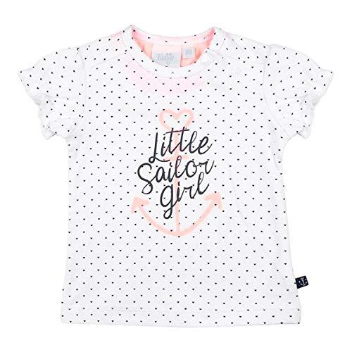Feetje T-Shirt Herzen Sailor Girl Top bébé vêtements bébé, weiß