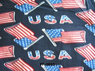 Best patriotic fleece material Reviews