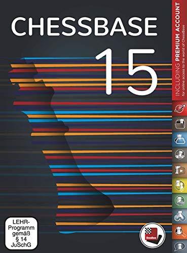 ChessBase 15 Startpaket Edition 2020, DVD-ROMDie professionelle Schachdatenbank. Windows