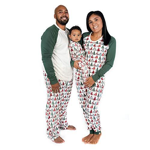 Burt's Bees Baby, Family Jammies, Matching Holiday Pajamas, Organic Cotton PJs, O Christmas Tree, Toddler & Kids, 2T