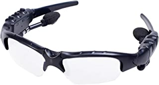 MeterMall Bluetooth Sunglasses Glasses Wireless Music Sunglasses Outdoor Stereo Headphones Handsfree Headset