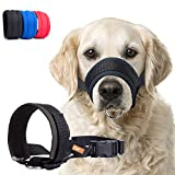 Best dog muzzle - Dog Muzzle with Soft Fabric for Small, Medium Review