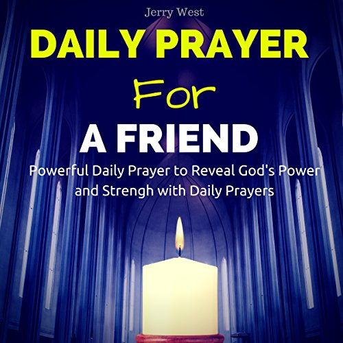 Daily Prayer for a Friend audiobook cover art