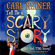 Tell Me a Scary Story... But Not Too Scary! (Book & Audio CD)