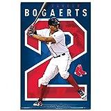 Xander Bogaerts-Boston Red Sox Poster Canvas Prints...
