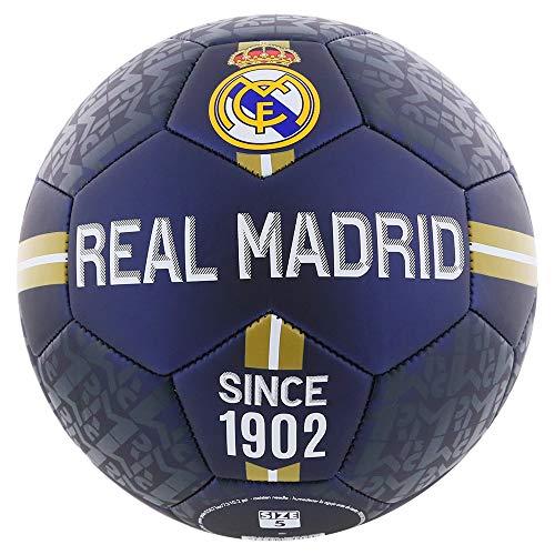 Balón de fútbol del Real Madrid