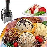 Fabricante de postre congelado de lujo, máquina de fabricante de helados para hogar, máquina de sirviente de fruta saludable, fabricante de helados de fruta casera, fabricante de helados de bricolaje,