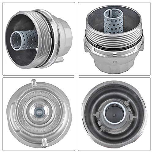Fauge ?l Filter Deckel GEH?use für Camry Rav4 Tacoma 15650-38010