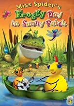 Miss Spider:froggy Day Sunny P