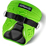 metric usa / Comfort Fit Pets Step in No Pull Small and Medium Dog Harness Vest Easy to Put on & Take Off Soft Padded Interior & Exterior Puppy Harness Ensures Your Dog is Snug & Comfortable