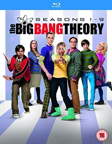 The Big Bang Theory - Season 1-9 [Blu-ray]