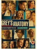 DUDUANLIAN Canvas Poster Greys Anatomy Poster Classic Hot