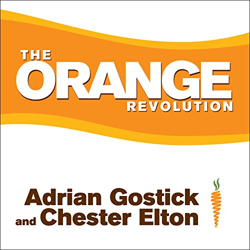The Orange Revolution audiobook cover art