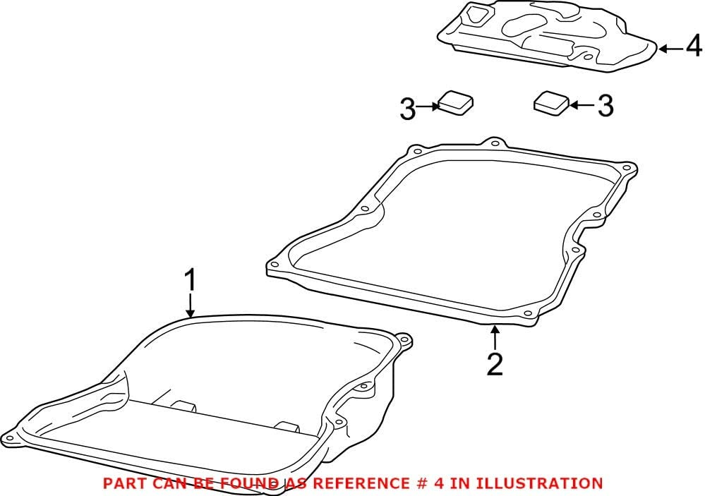 Genuine OEM Transmission Filter New Free Shipping Volkswagen 09G325429H for Ranking TOP17