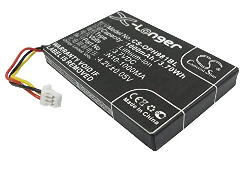 Great Deal! HSDZ Battery Suitable for Opticon OPL-9714, OPL-9715, OPL-9725, OPL-9727, OPL-9815, PHL-...
