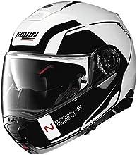 Nolan N100-5 Motorcycle Helmet Consistency Matte White Medium