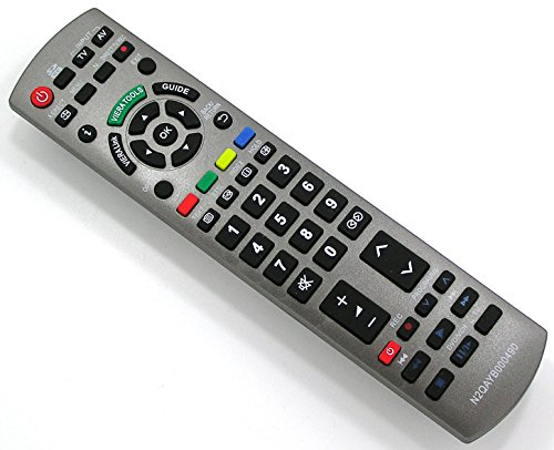 Ersatz Fernbedienung für Panasonic VIERA N2QAYB000490 Fernseher TV Remote Control / Neu