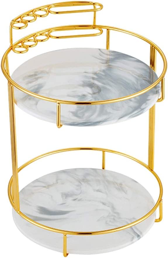 YBYB Bathroom Tray Nordic Desktop Storage Special price for a limited time Mesa Mall Cosmetic