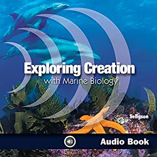 Exploring Creation with Marine Biology audiobook cover art