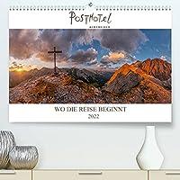 Posthotel Achenkirch - Wo die Reise beginnt (Premium, hochwertiger DIN A2 Wandkalender 2022, Kunstdruck in Hochglanz): Das 5* Erwachsenen-Resort in den Tiroler Bergen (Monatskalender, 14 Seiten )