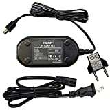 HQRP HQRP AC Adapter/Charger for JVC GR-D370U GZ-MG50 GR-D72 GR-D73 GR-D796 GZ-MG133US GRD370U Camcorder with USA Cord & Euro Plug Adapter jvc camcorders Dec, 2020