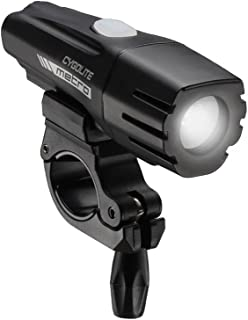 Cygolite Metro– 750 Lumen Bike Light– 4 Night Modes & Daytime Flash Mode– Compact & Durable– IP67 Waterproof– Secured Hard Mount– USB Rechargeable Headlight– for Road, Mountain, Commuter Bicycles