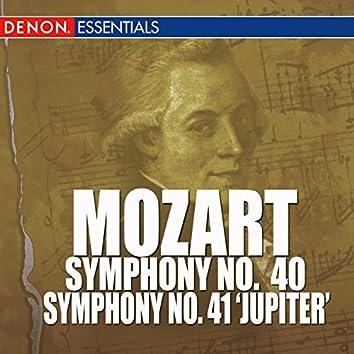 Mozart - Symphony No. 40 - Symphony No. 41 'Jupiter'