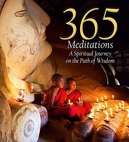 365 Meditations: A Spiritual Journey on the Path of Wisdom (365 Inspirations)