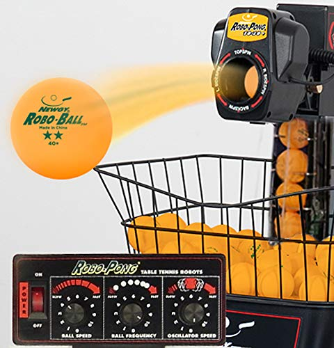 Newgy Jr Eagle Eye Robo-Pong Ping-Pong Robot