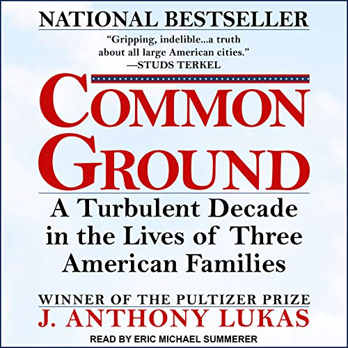 Couverture de Common Ground