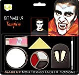 SET TRUCCHI MAKE UP TRUCCO VISO VAMPIRO #A2 8008092640304