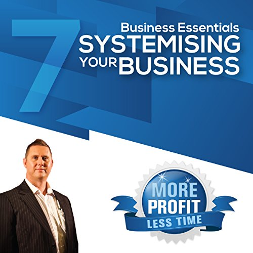 Systemising Your Business for Consistant Excellence cover art