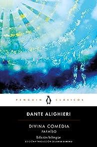 Divina Comedia. Paraíso par  Dante Alighieri
