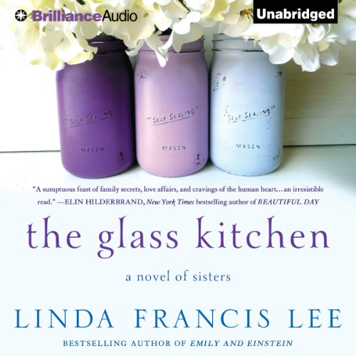 The Glass Kitchen audiobook cover art