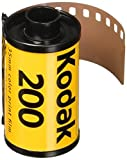Kodak Gold 36 exposiciones, pack de 3 - Película negativa en color de velocidad media, color amarillo.