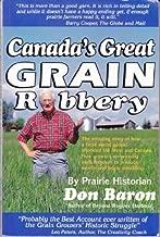 Canada's great grain robbery