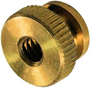 Thumb Nut 1//4-20 ThrdX3//80 Pack of 50 9//16