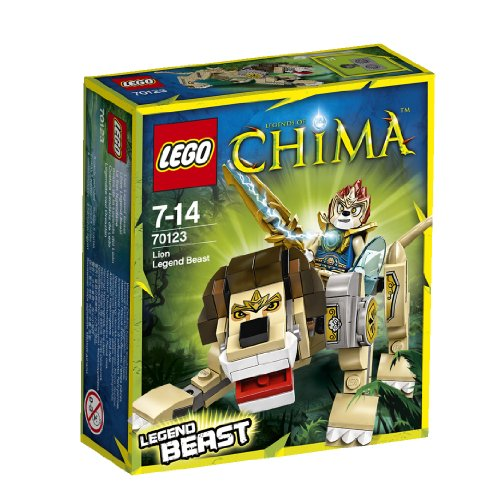 LEGO Legends of Chima 70123 - Löwe Legend-Beast