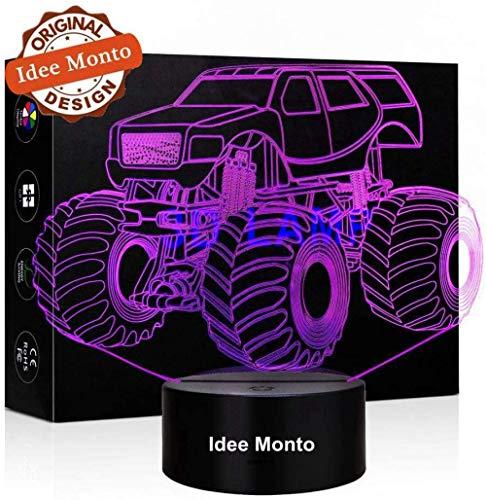 3D-verlichting handsome SE 5 00 Watt 1 00 Volt