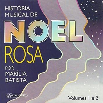 História Musical de Noel Rosa
