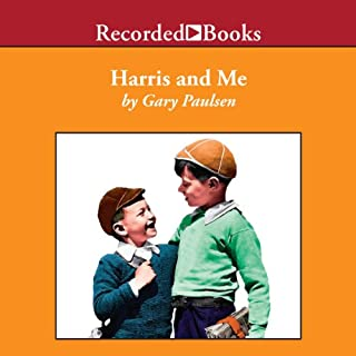 Harris and Me cover art