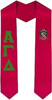 alpha gamma delta graduation stole